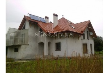 Днепропетровская обл, г. Кривой Рог, частный дом.