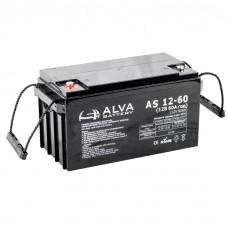 Аккумулятор ALTEK AS12-60