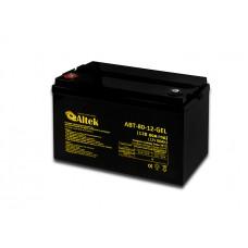 Аккумулятор ALTEK ABT-80-12-GEL