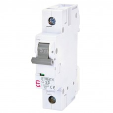 Автом. вимикач ETIMAT 6 1p C 25А